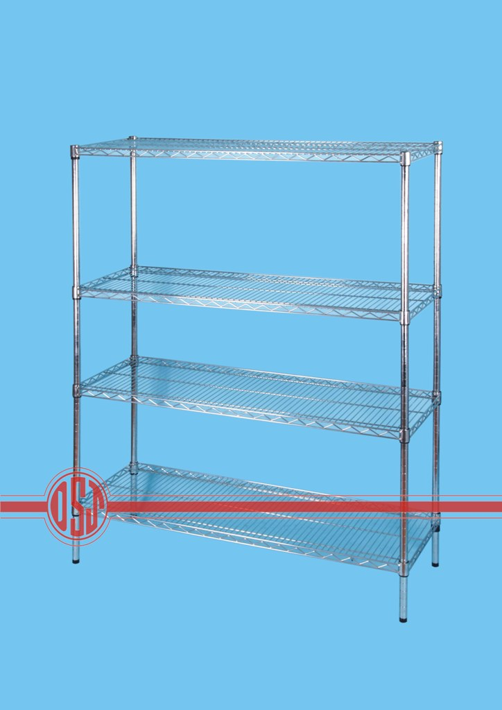 4-087A 4 Layer Shelf