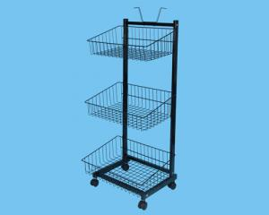 4-054-3 Storage Basket Racks